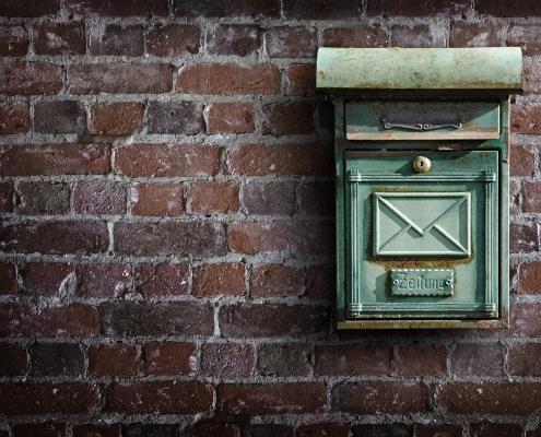 comment changer clé boite aux lettres